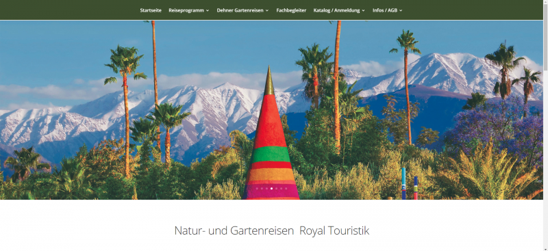 www.royaltouristik.de  Platz 1 bei Google